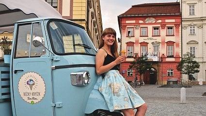 Vitalia.cz: Božský kopeček: zmrzlina bez mléka je hit
