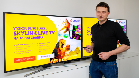 6c758f33f Petr Mareš (Eviso): Pro Skylink je OTT aplikace přirozeným doplňkem ...