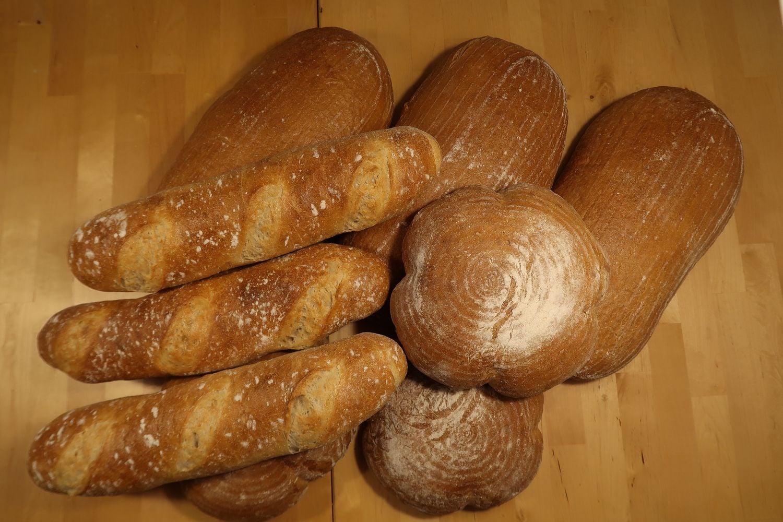 Test obalů na chleba a pečivo - den nákupu