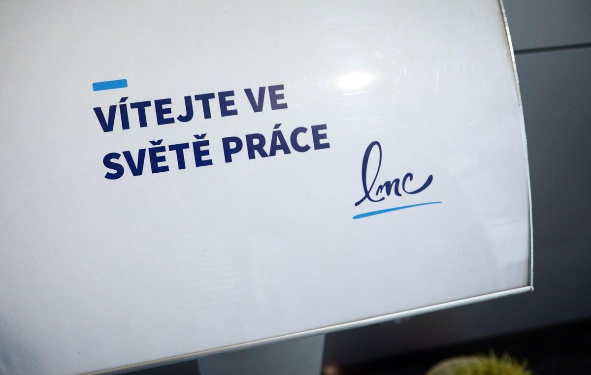 Jak to vypadá v zázemí společnosti LMC