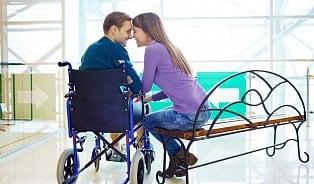 Láska na vozíku… očima muže