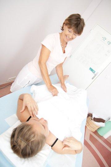 Amatsu masáž