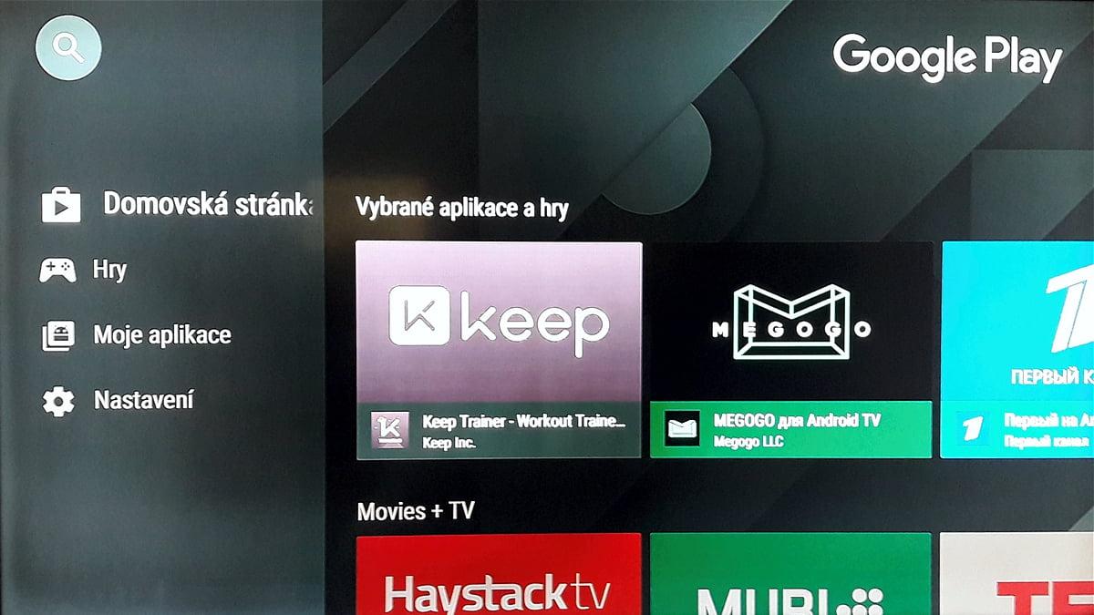 Box SledováníTV - Google Play 1/2