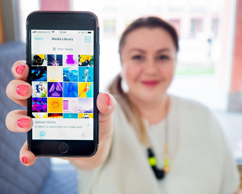 Kateřina Pavlíčková - odbornice na Instagram