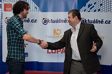NetClub s Petrem Márou