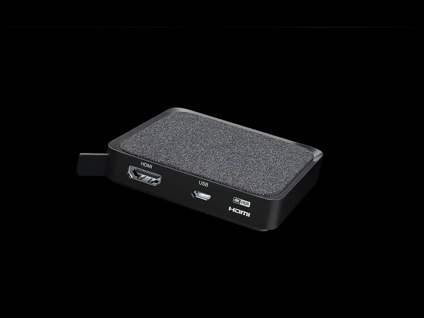4K Mini TV Box