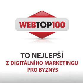 Logo Konference WebTop100 2019