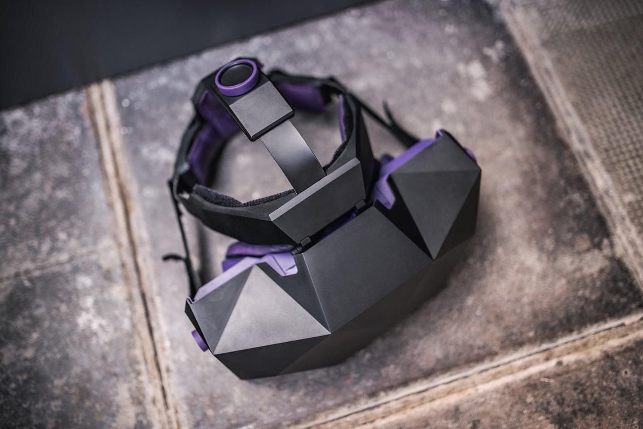 VR brýle XTAL od české společnosti VRgineers