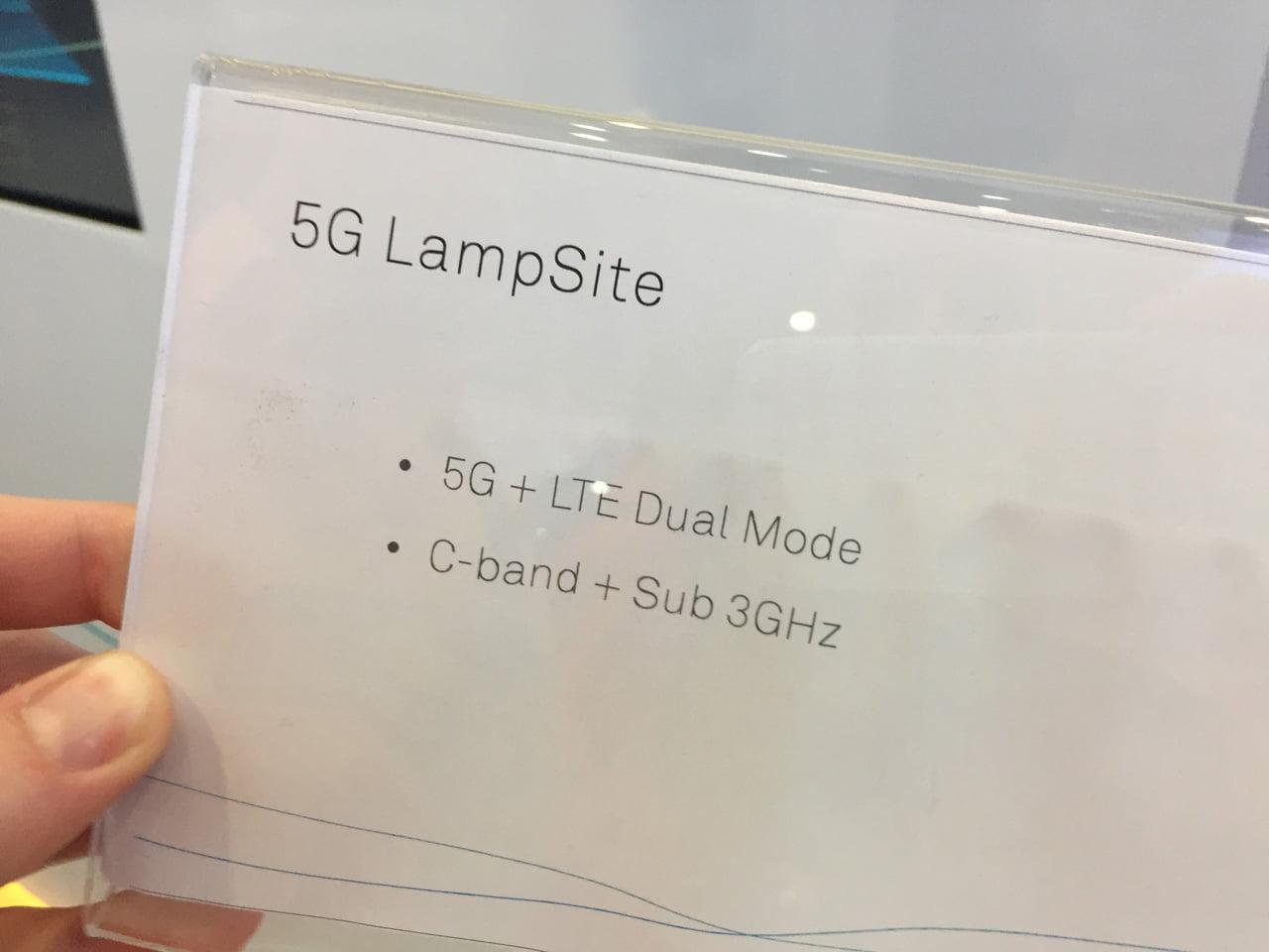 První 5G technologie od Huawei