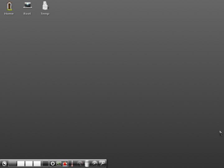 Enlightenment v Debianu
