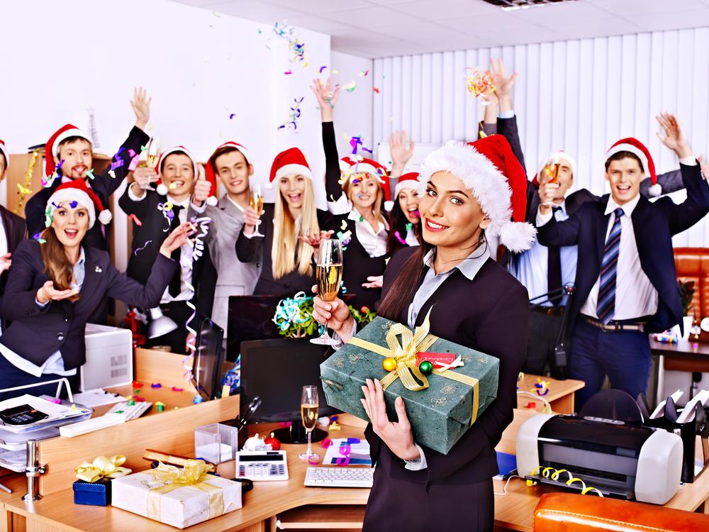 Firemní vánoční večírky se mohou hezky zvrtnout