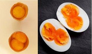 Vitalia.cz: Co znamená dvoužloutkové vejce