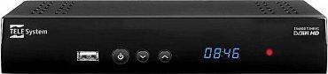 Telesystem TS6800T2 HEVC přijde na 1.890 Kč a zvládá (měl by zvládat) DVB-T i DVB-T2/HEVC až do rozlišení Full HD, tedy 1 920 x 1 080 bodů.