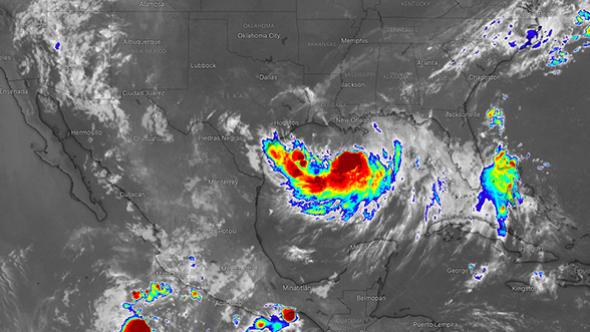 [aktualita] Lukačovičovo Windy přidává animované satelitní snímky pro celý svět