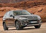 Český ceník BMW X5modelového roku 2014