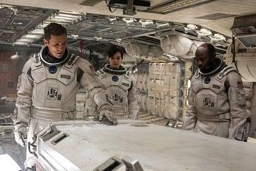 Sci-fi Interstellar.