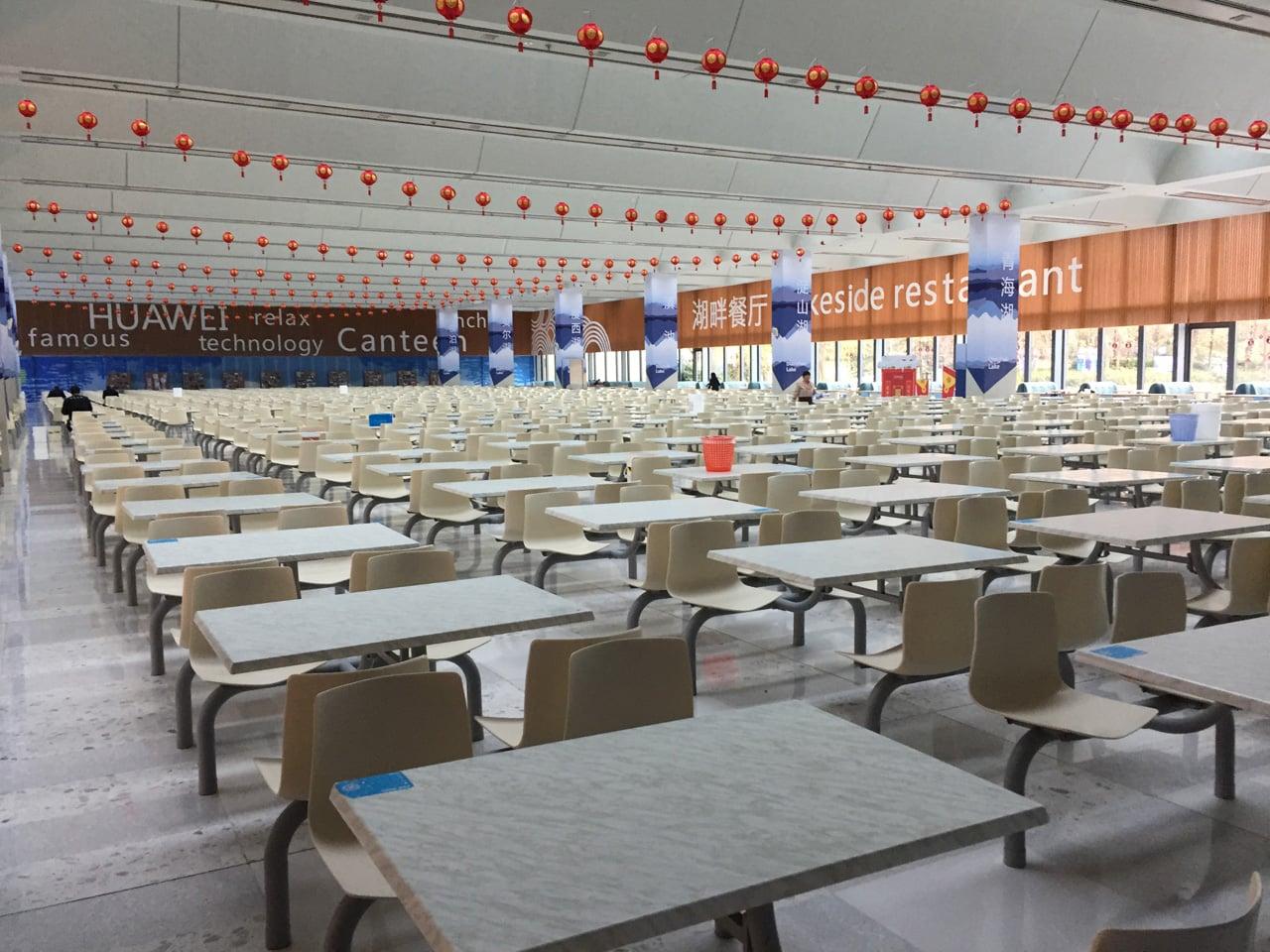 Jak vypadá sídlo Huawei v Číně (Shenzhen, Dongguan, Šanghaj)