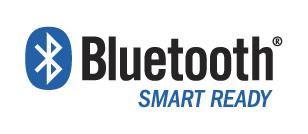 Logo značící podporu Bluetooth Smart