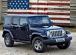 Jeep Wrangler Freedom Edition – seržant s hvězdou na kapotě