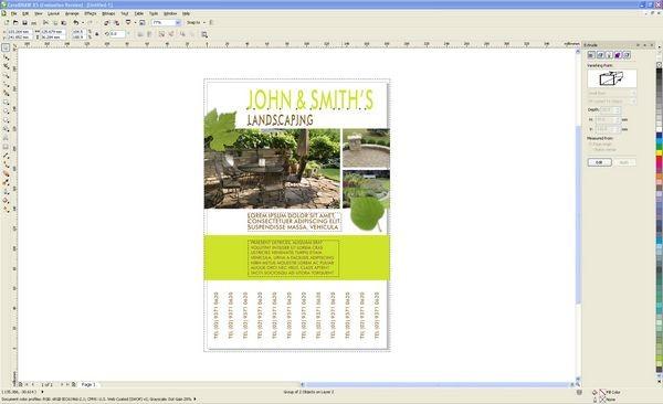 CorelDraw Graphics Suite X5