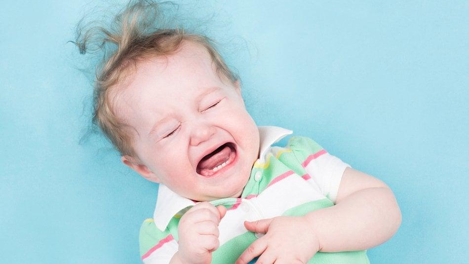 Afektivní záchvat: Když dítě ze vzteku omdlévá