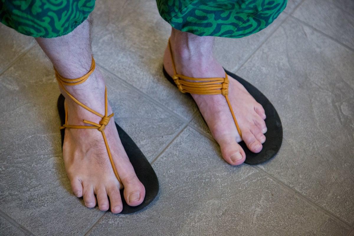 Barefoot: Bosé sandály nejsou pro každého