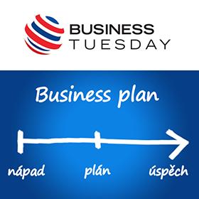 Logo Business plan: Pevné základy vašeho podnikání