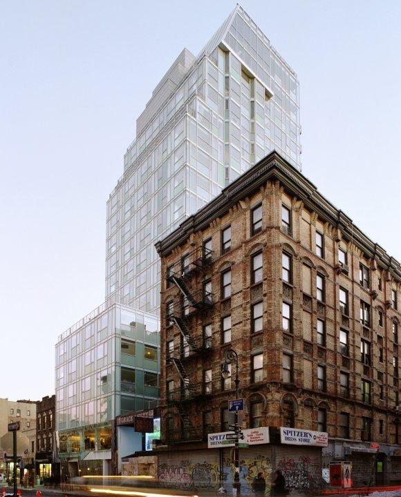 Hotel on Rivington NY