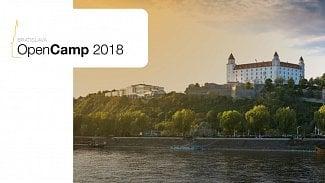OpenCamp Bratislava 2018