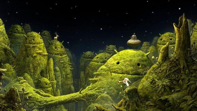 Amanita: Tvůrci Samorosta a Machinaria prodali 8,5 milionu kopií her, pomohlo Apple Arcade