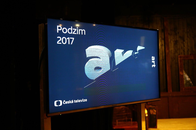 ČT Art - tisková konference 2017