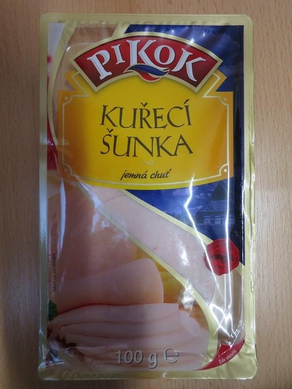 Falšované potraviny ze zahraničí
