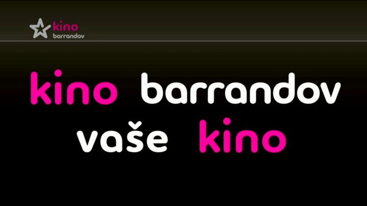 Kino Barrandov zahájilo zkušební vysílání v multiplexu 3