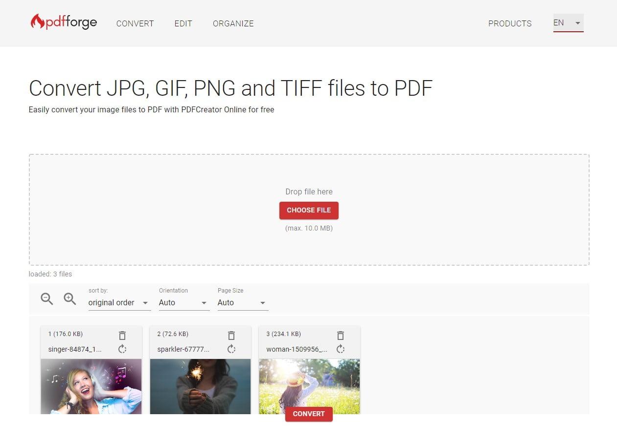PDFCreator Online