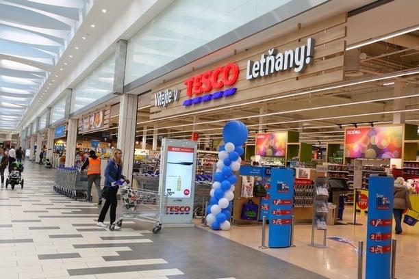 Jak se v Tescu nakupuje se Scan&Shop?