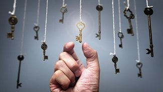 Klíče ruka