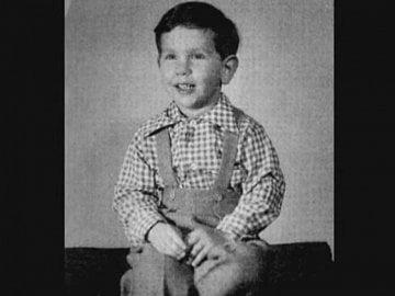 Ellison jako malý chlapec (screenshot: YouTube)