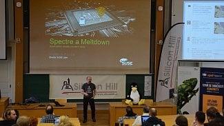 Pavlík Spectre Meltdown InstallFest
