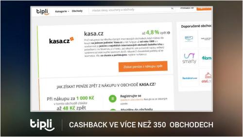 tipli.cz cashback
