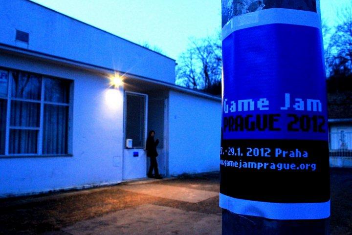 Game Jam Prague 2012