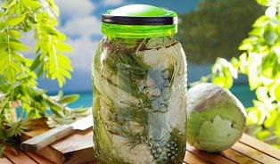 Prababičky myslely dopředu: Jak si uchovat zeleninu nazimu