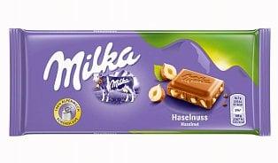 Vitalia.cz: Mondelez stahuje rizikovou čokoládu Milka