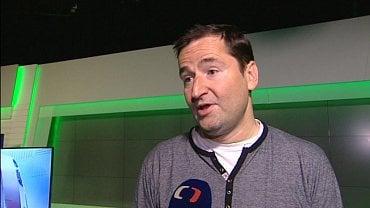 Vedoucí projektu olympijského vysílání České televize Robert Záruba