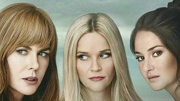 Reese Witherspoon, Nicole Kidman a Shailene Woodley.
