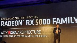 AMD Radeon RX 5700 - Lisa Su
