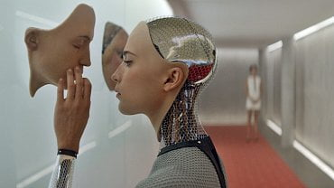 Singularita ve filmu Ex Machina