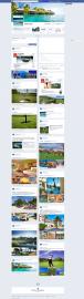 Stránka společnosti AMB22 propagující Luxury Tours na Facebooku (06/2014).