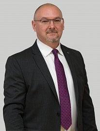 Petr Staněk, ředitel sekce statistiky a datové podpory České národní banky (1. 1. 2021)
