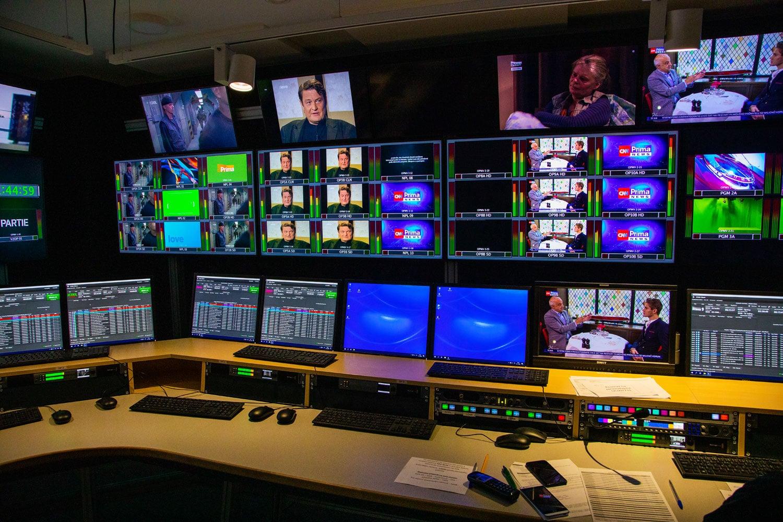 Návštěva nové budovy TV Prima