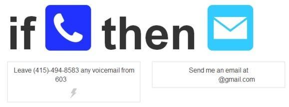 Hlasové zprávy v textové podobě pomocí IFTTT